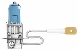 Лампа автомобильная галогенная OSRAM COOL BLUE INTENSE H3 64151CBI 12V 55W 1 шт.