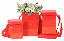 """Набор подарочных коробок Дарите счастье """"С любовью"""" 3 шт."""
