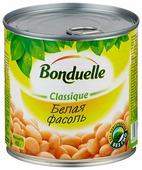 Фасоль Bonduelle Classique белая, жестяная банка 400 г 425 мл