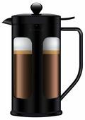 Френч-пресс для кофе и чая Bollire BR-3304