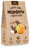 Конфеты Берестов А.С. Медофеты суфле с курагой и медом в шоколадной глазури