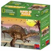 Пазл Prime 3D Спинозавр (13687), 100 дет.