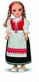 Кукла Весна Анастасия в норвежском костюме, 42 см, В2366, в ассортименте