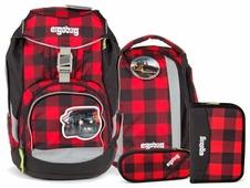 Ergobag Рюкзак Basic LumBearjack с наполнением