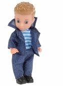 Кукла Карапуз Сашенька, 12 см, SASHA02-BB