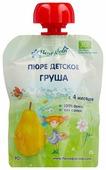 Пюре Fleur Alpine груша (с 4 месяцев) 90 г, 1 шт