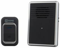 Звонок с кнопкой In Home ЗБ-10 электронный беспроводной (количество мелодий: 25)
