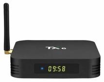 Медиаплеер Tanix TX6 4/64Gb