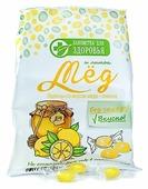 Карамель леденцовая Лакомства для здоровья со вкусом меда и лимона 50 г