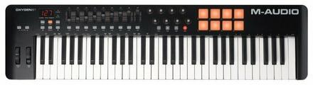 MIDI-клавиатура M-Audio Oxygen 61 New