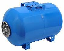 Гидроаккумулятор UNIPUMP 77074 100 л горизонтальная установка