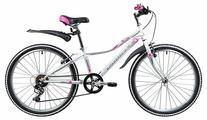 Подростковый горный (MTB) велосипед Novatrack Alice 24 6 (2019)