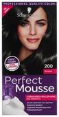 Schwarzkopf Perfect Mousse Стойкая краска-мусс для волос