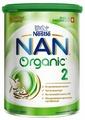 Смесь NAN (Nestlé) 2 Organic (c 6 месяцев) 400 г