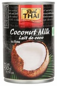 Молоко кокосовое REAL THAI в жестяной банке 400 мл