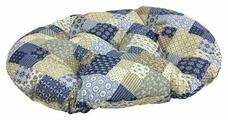 Подушка для собак Бобровый Дворик Пэчворк №5 92х62 см