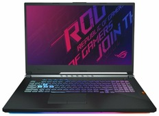 "Ноутбук ASUS ROG STRIX Hero III G731GU-EV099T (Intel Core i7 9750H 2600 MHz/17.3""/1920x1080/16GB/512GB SSD/DVD нет/NVIDIA GeForce GTX 1660 Ti/Wi-Fi/Bluetooth/Windows 10 Home)"