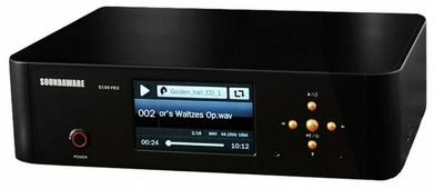 Сетевой аудиоплеер SOUNDAWARE D100 PRO