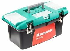 Ящик с органайзером Hammer Flex 235-019 48 х 23.5 x 27 см 19