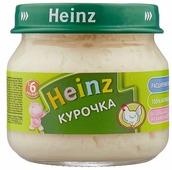 Пюре Heinz курочка (с 6 месяцев) 80 г, 1 шт