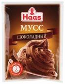 Смесь для десерта Haas шоколадного 65 г