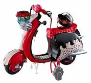 Monster High (Mattel) Скутер Гулии Йелпс (X3659)