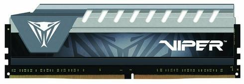 Оперативная память 4 ГБ 1 шт. Patriot Memory PVE44G240C6GY