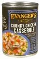 Корм для собак Evanger's Hand-Packed Chunky Chicken Casserole консервы для собак