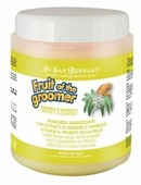 Маска Iv San Bernard Fruit of the Groomer Ginger and Elderberry восстанавливающая с антибактериальным эффектом для кошек и собак 1 л