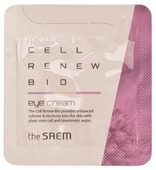 Пробник The Saem Cell Renew Bio Eye Cream