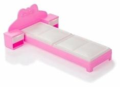 ОГОНЁК Кровать для кукол (С-1387)