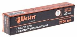 Гвозди Wester 826-014 для пистолета, 20 мм