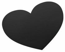 Доска меловая Doski4you Сердце (29х39 см)