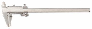 Нониусный штангенциркуль matrix 316335 250 мм, 0.02 мм