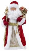 Фигурка Феникс Present Дед Мороз в красном костюме 30,5 см