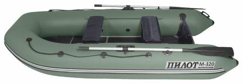 Надувная лодка Лоцман М-320