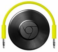 Сетевой аудиоплеер Google Chromecast Audio