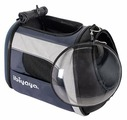 Переноска-сумка для собак Ibiyaya Explorer Airline Plus с окном 42х30х32 см