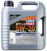 Моторное масло LIQUI MOLY Special Tec LL 5W-30 4 л