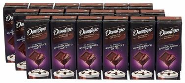 Молочный коктейль Даниссимо Шоколадный Латте 2.5%, 215 г, 18 шт.