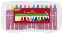 Faber-Castell Восковые мелки Jumbo, 12 цветов