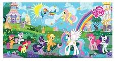 Коврик-пазл Играем вместе My Little Pony (FS-MLP)