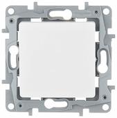 Выключатель 1-полюсный Legrand Etika 672201,10А, белый