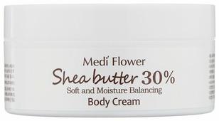 Крем для тела Medi Flower Ультрапитательный с маслом ши 30%