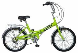 Подростковый городской велосипед Novatrack FS-30 6 Power (2018)