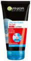 GARNIER Чистая кожа Актив 3-в-1 с углем гель + скраб + маска для лица против черных точек