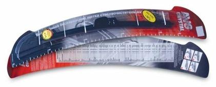 Щетка стеклоочистителя бескаркасная AVS Basic Line BL-26 650 мм
