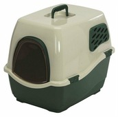 Туалет-домик для кошек Marchioro Bill 1F 50х40х42 см