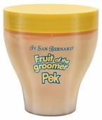 Маска Iv San Bernard Fruit of the Grommer Orange восстанавливающая с силиконом для кошек и собак со слабой выпадающей шерстью 250 мл