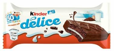 Пирожное Kinder Delice 22.6%, 39 г